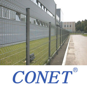 Factory Supply Conet 3-6mm Wire Mesh Fencing Machine with V Groove pictures & photos