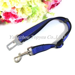 Reflective Nylon Seat Belt Car Safety Dog Leash Dog Lead Puppy Dog Leash pictures & photos