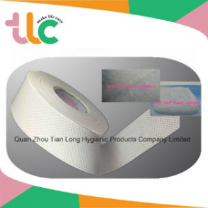 Sap Absorbent Paper for Raw Material for Sanitary Napkin pictures & photos