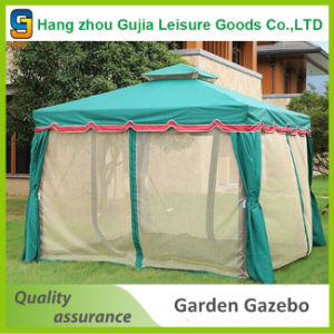 4X4m Large Outdoor Luxury Patio Hotel Event Gazebo Tent pictures & photos