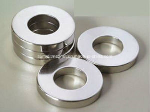 Permanent Magnet Neodymium Ring Magnet pictures & photos