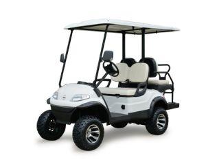 Wholesale Lvtong Brand 4 Seats Utility Cart pictures & photos