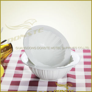 Western Dinner Set Radial Lines with Curved Edge Series pictures & photos