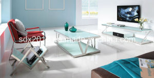 Factory Directly Sell stainless Steel Coffee Table and Tea Table pictures & photos