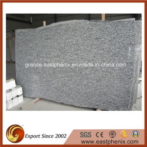 Spray White Granite Big Slabs for Tombstone/Fountain pictures & photos