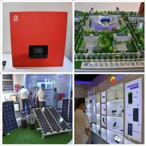 Outdoor Solar Lights System Wholesale Solar Panel Kit pictures & photos