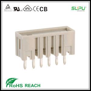 Supu IEC 250V 4A Wagoya Mcs Connector Solder Pin pictures & photos
