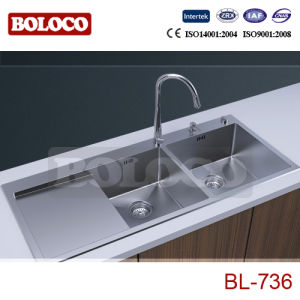 Stainless Steel Kitchen Sink (BL-736) pictures & photos