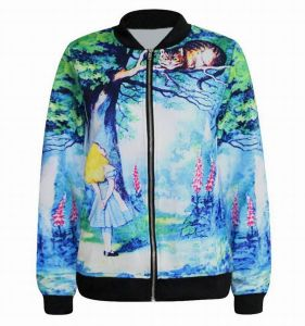 Custom Design Men Fashion Bomber Jacket