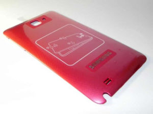 Mobile Phone Battery Cover for Samsung N7000 Parts pictures & photos