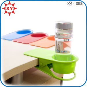Table Custom Color Plastic Protable Drinklip Cup Holder pictures & photos