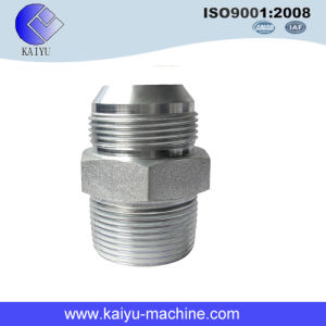 Male Straight 37 Flared Jic Tube Fitting with Steel Material OEM From China Factory pictures & photos