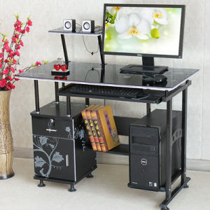 Modern PC Computer Desks for Home and Study Room (FS-CD017) pictures & photos