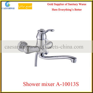 Comtemporary Basin Mixer with Ce Approved for Bathroom pictures & photos