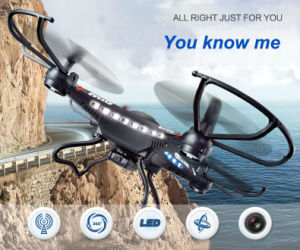 Promotional! F183 Flying Platform with Dual Remotes Professional RC Drone 2MP Camera HD pictures & photos