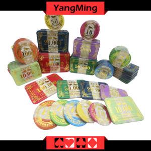 Acrylic Poker Chip Set 760PCS (YM-FOCP002) pictures & photos