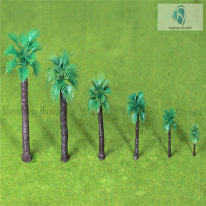 Model Tropical Palm Tree; Scaled Model Tree