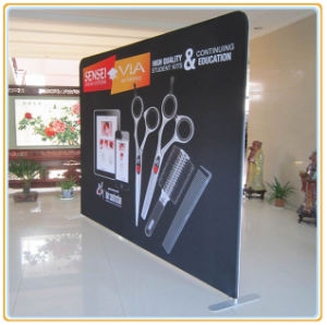 Straight Wave Line Portable Display Booth pictures & photos