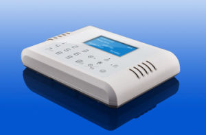 APP Operation GSM and PSTN Dual Net Intrusion Alarm System with LCD Display pictures & photos