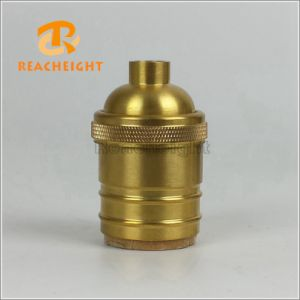 E26 Brass Lamp Holder Socket pictures & photos