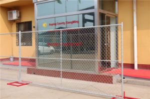 Highly Construction Temporary Fence pictures & photos