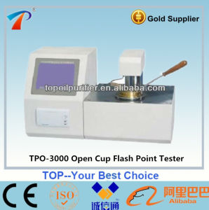 Fully Automatic Closed Cup Flash Point Tester pictures & photos