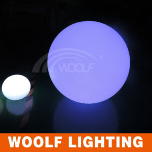 LED Color Changing Ball Table Lamp 5V pictures & photos