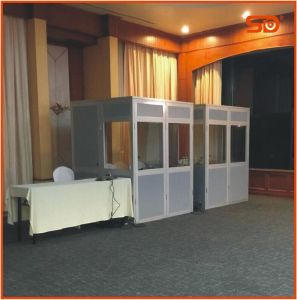 Singden Interpreter Translation Booth with ISO4043 (SI-B003)