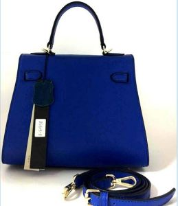 2016 Fashion Woman Tote Handbag 100% Leather Bag (BS1603-5) pictures & photos