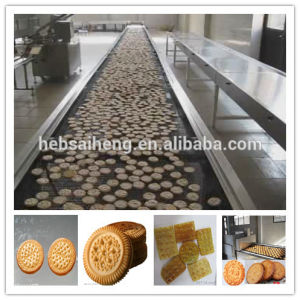 High-Quality Bascuit Food Snack Machine with CE pictures & photos