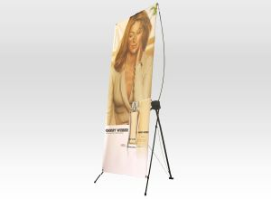 80*180cm Advertising Custom X Banner Stand pictures & photos