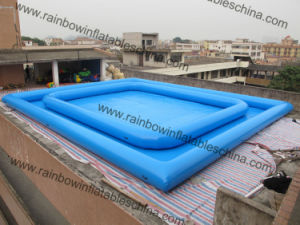 Outdoor Inflatable Swimming Pools for Kids and Adults pictures & photos