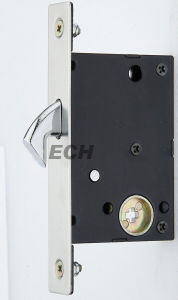 China Supplier Stainless Steel Glass Sliding Door Lock Body (ESD-017) pictures & photos