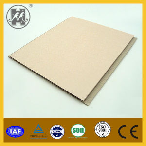 Cheap Price Wooden Design Fire Proof PVC Panels From Haining Manufacturer pictures & photos