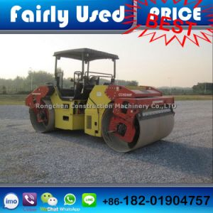 Used Road Roller Dynapac Cc624hf Tandem Vibratory Roller pictures & photos
