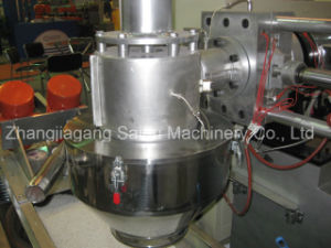 Recycling PP/PE Film Single Screw Extruder pictures & photos