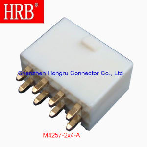 Electronic Connector Pinheader with Wiring Connector pictures & photos