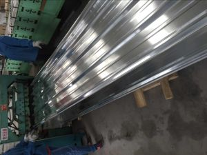 1050/1060/3003/5052/6061 Aluminium Corrugated Plate for Roof pictures & photos