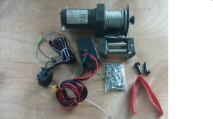 Winch High Performance in Low Price for ATV Recovery Capacity 1500 pictures & photos