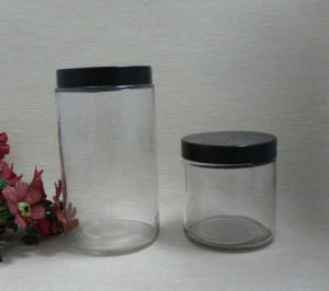 Glass Jars -32oz, Straight-Sided Jars