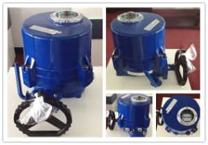 Handwheel Operation Rotary Electric Actuator pictures & photos