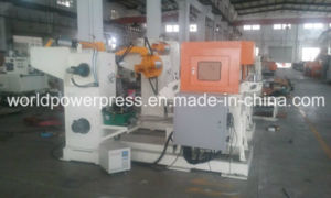 3mm Sheet Nc Feeder with Straightener and Decoiler pictures & photos