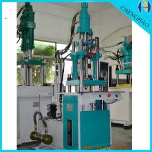 100ton EVA Used New TPR Bucket Plastics and PVC Pipe Sole Injection Moulding Machine in Googal pictures & photos
