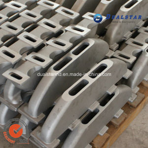 Stainless Steel Precision Castings for Trian High-Speed Rail