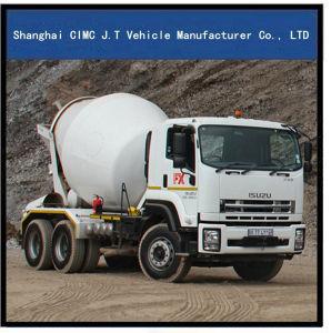Isuzu Mixer Truck with 8-12 M3 Mixer Tank pictures & photos