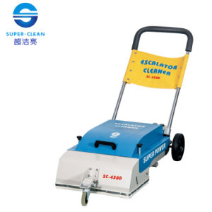 Battery Type Escalator Cleaner pictures & photos