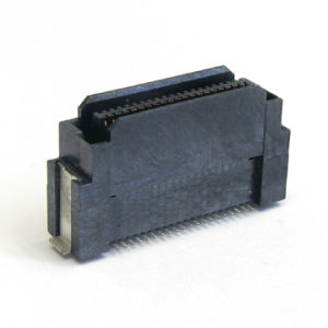 0.8 mm Female Single Slot Type Structure Ddk Board to Board pictures & photos
