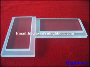 Corrosison Resistance Further Process Ladder Silica Quartz Glass Slide pictures & photos