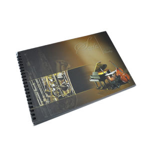 W-O Binding Case Book Printing (jhy-045) pictures & photos