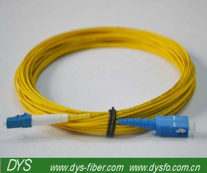 LC/PC-SC/PC Optical Patch Cord pictures & photos